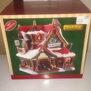 Lemax Christmas The Elf Workshop